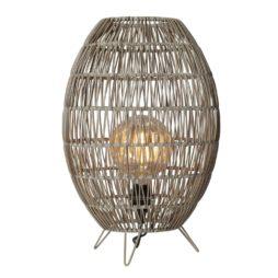 Lampskärm Linde 46cm Beige