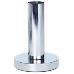 GLANS lampfot krom 17 cm i metall