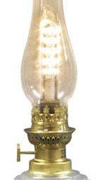 Decoration LED kronljus E14 LED klar romance 2100K