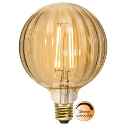 LED lampa E27 Glob 12,5cm Decoled