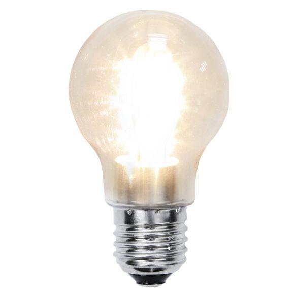 LED lampa med PC-plast och E27 sockel 2100K 136lm