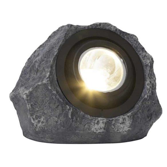 Sten solcell riktbar spotlight 18 Lumen 2-pack