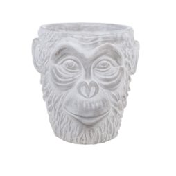 Kruka Gorilla Grå