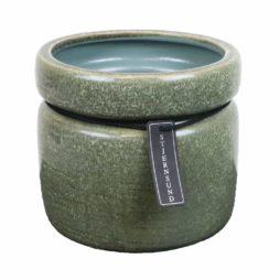 Stjernsund kruka trend 13cm grön
