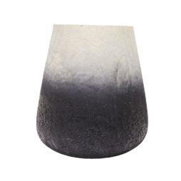 Stjernsund Glaslykta 16cm Beige/svart