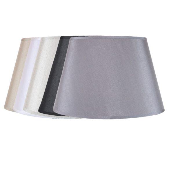 Lampskärm silke oval 21x33x21cm