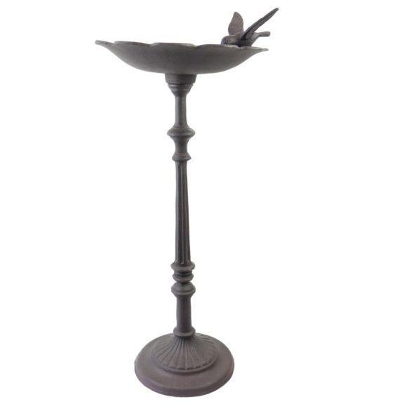Fågelbad i gjutjärn 66 cm