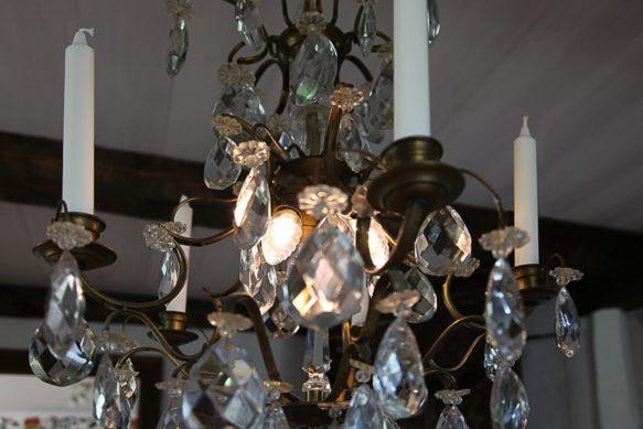 Decoration LED kronljus E14 LED lampa