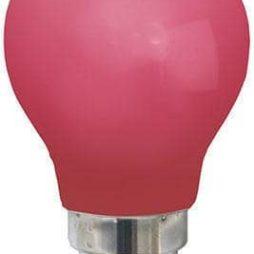 Decoration LED Röd PC-plast B22