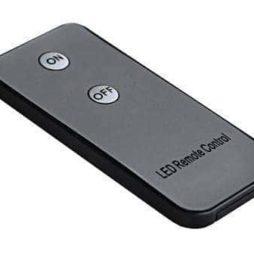 Batteridrivet Antikljus x4 med fjärrkontroll