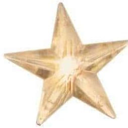 Stjärngardin 180x40cm varmvit LED